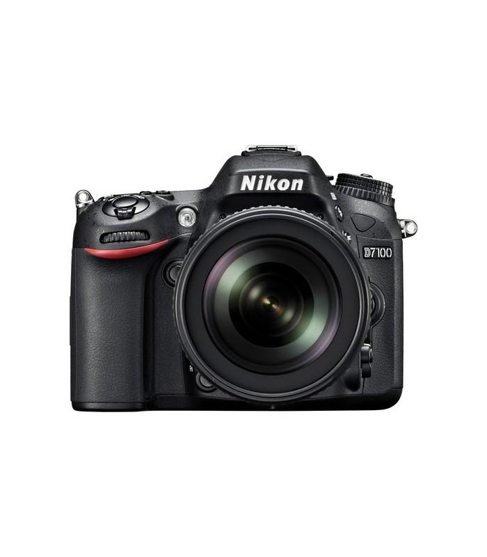 Nikon D7100 + 18-105 VR