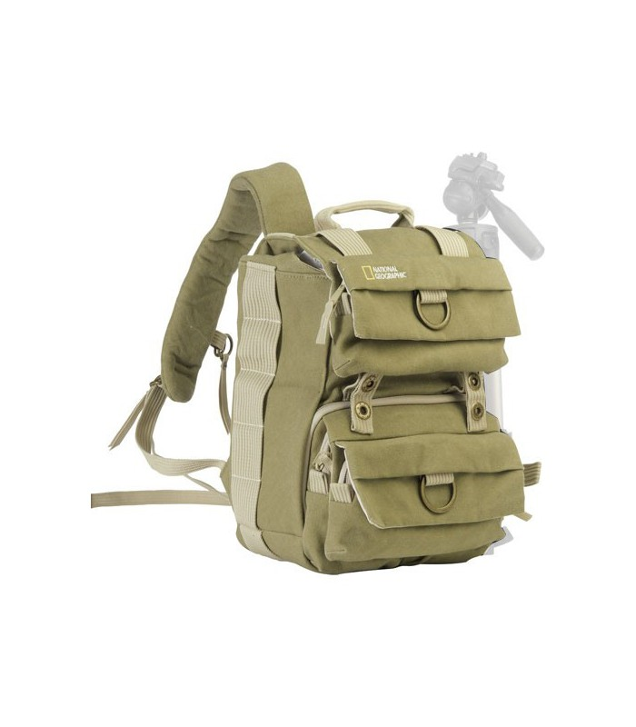 National Geographic NG 5159 Earth Explorer Small Backpack