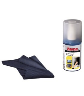 Hama TV Cleaning Gel, 200 ml, with XXL cloth 49641