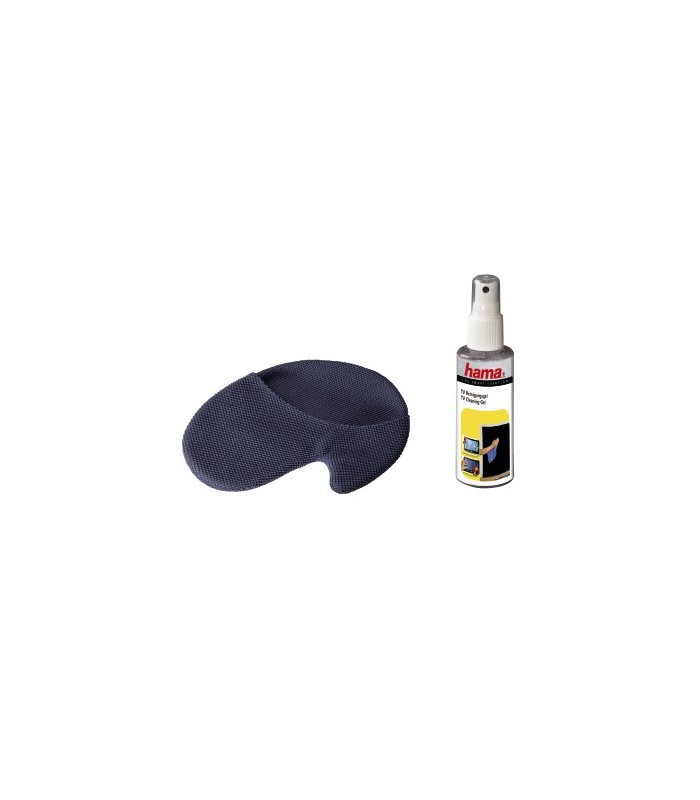 Hama TV Cleaning Gel, 125 ml, with glove 49642