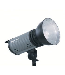 Mettle 300J Studio Flash Head M-300
