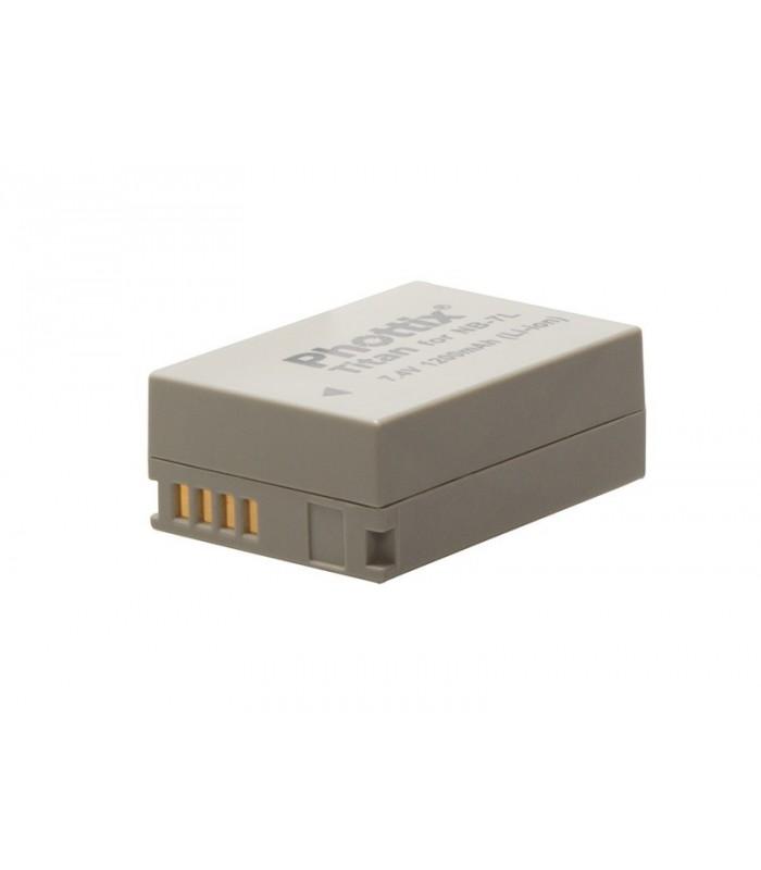 Phottix باتری لیتیوم قابل شارژمدل NB-7L