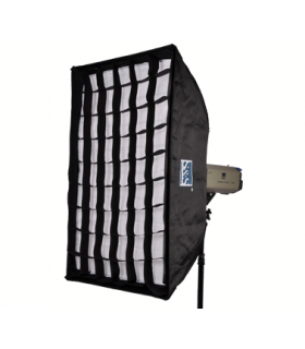 S&S 80x120cm Softbox with Grid