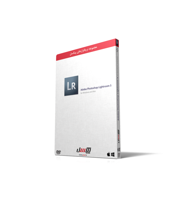 Adobe Photoshop Lightroom 5 for Windows and Mac