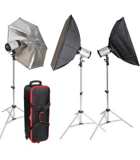 Verta 160J Studio Flash Kit 160Di