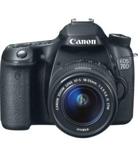 Canon EOS 70D + 18-55 STM