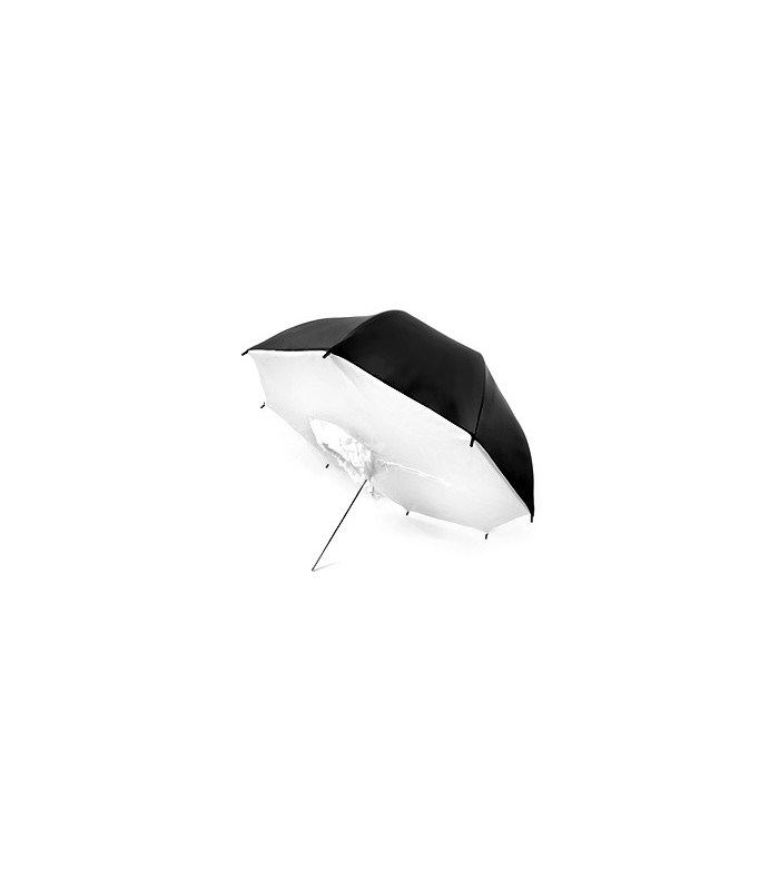 Dual Layer Silver (Inside) Black (Outside) Umbrella Soft-Box