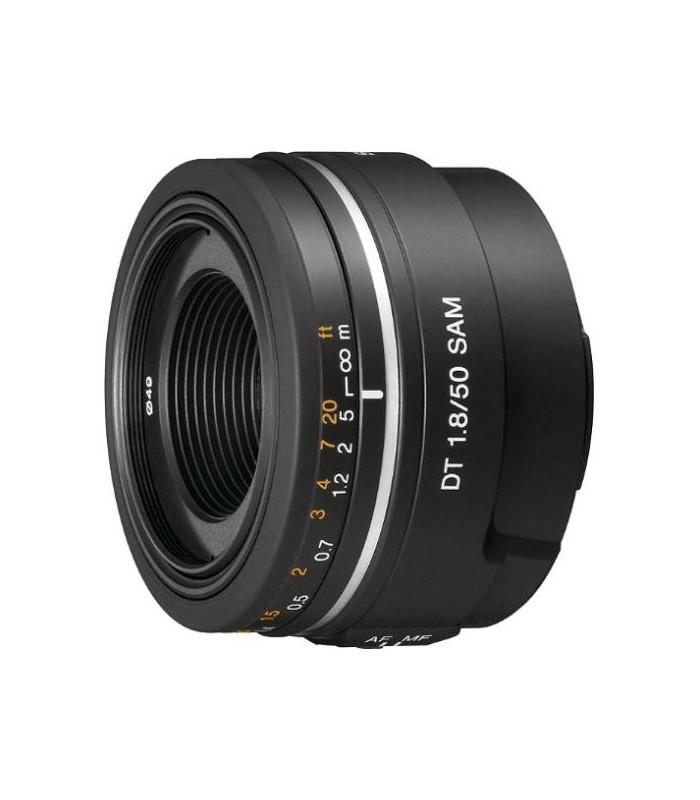 Sony DT 50mm f/1.8 Mid-Range Prime Lens