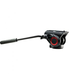 Manfrotto MVH500AH Fluid Video Head with Flat Base