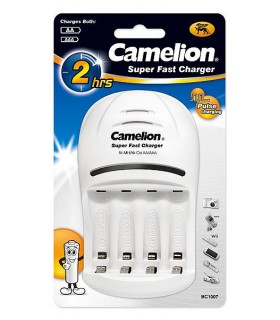 Camelion Super Fast Charger BC-1007