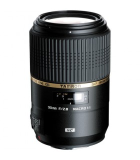 Tamron SP 90mm f/2.8 Di MACRO 1:1 VC USD - Canon Mount