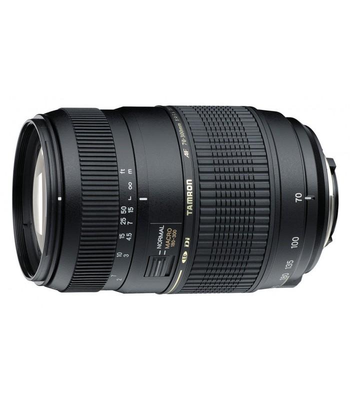Tamron AF 70-300mm f/4-5.6 Di LD Macro Autofocus - Canon Mount