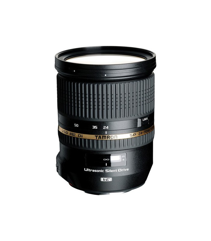 Tamron SP 24-70mm f/2.8 DI VC USD - Canon Mount