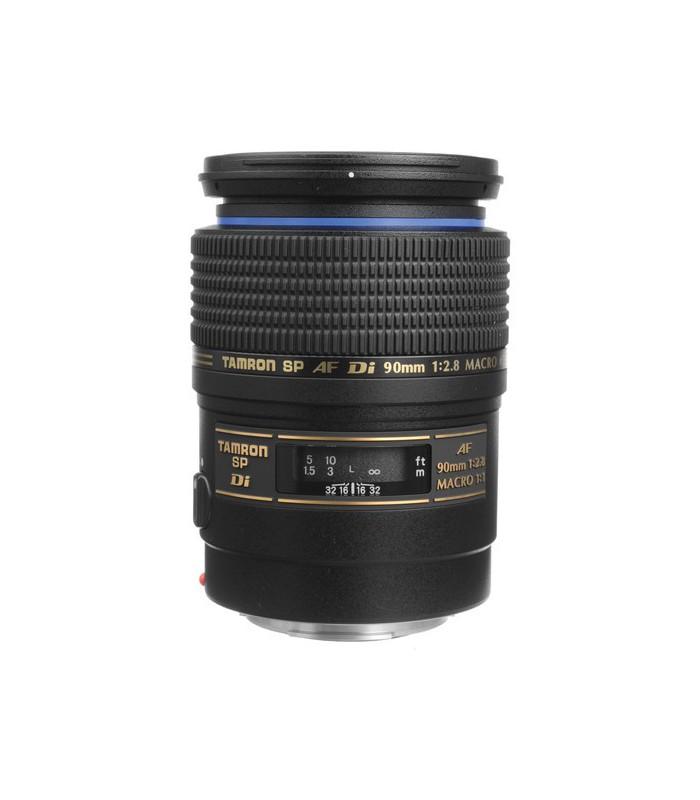 Tamron SP 90mm f/2.8 Di Macro Autofocus Lens - Canon Mount