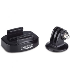 Gopro Tripod Mounts + QuickClip