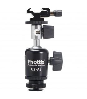 Phottix نگه دارنده چتر مدلUS-A3