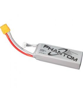 DJI Phantom Flight Battery with XT60 Connector (11.1V, 2200mAh)