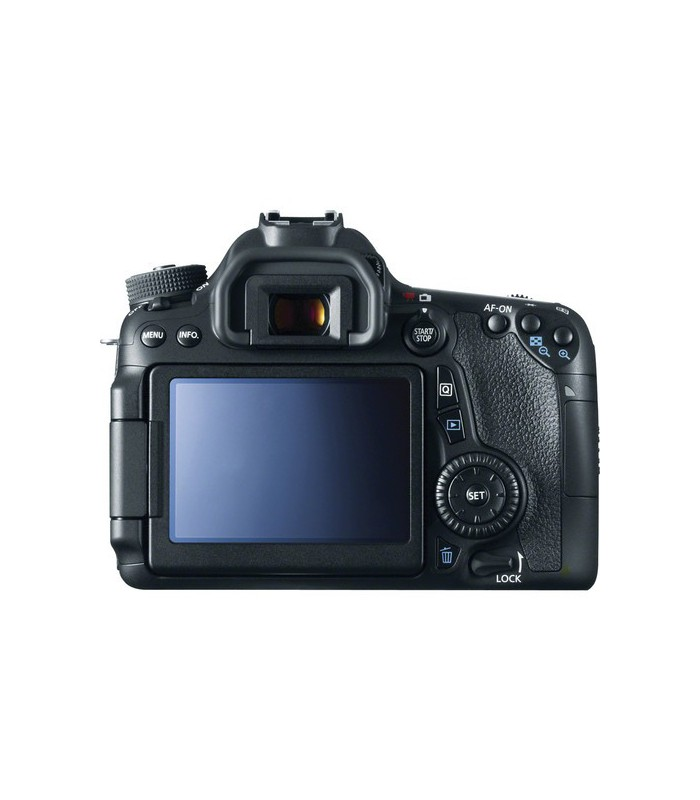 Canon EOS 70D + 18-200 IS