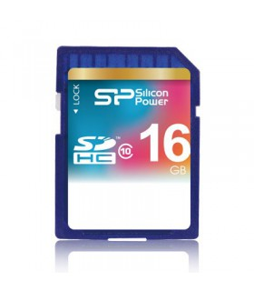 Silicon Power 16GB SDHC Class 10