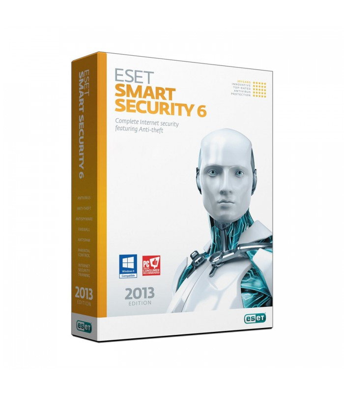 ESET Smart Security 6 - 5PC