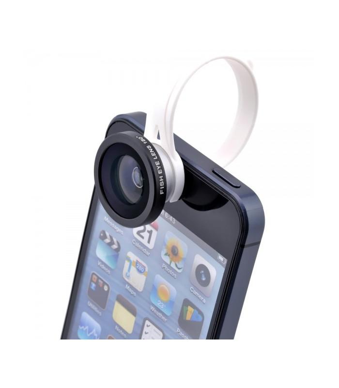 Photojojo Circular Clip 180 Fisheye - Phone Lens