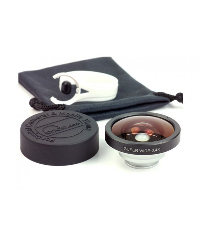 Photojojo The Circular Clip 0.4X Super Wide - Phone Lens