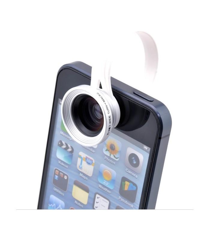 Photojojo The Circular Clip 0.67x Wide/Macro - Phone Lens