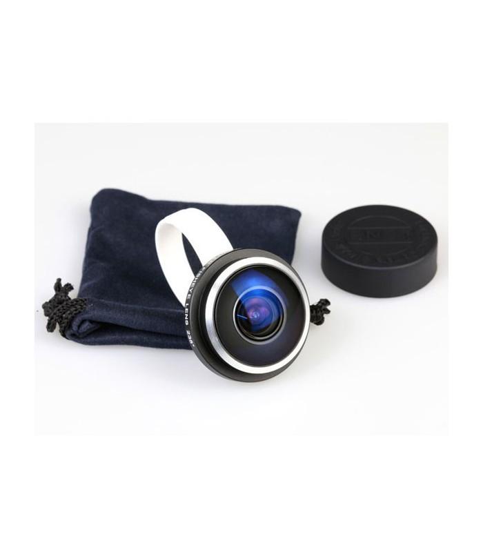 Photojojo The Circular Clip 235 Super Fisheye - Phone Lens