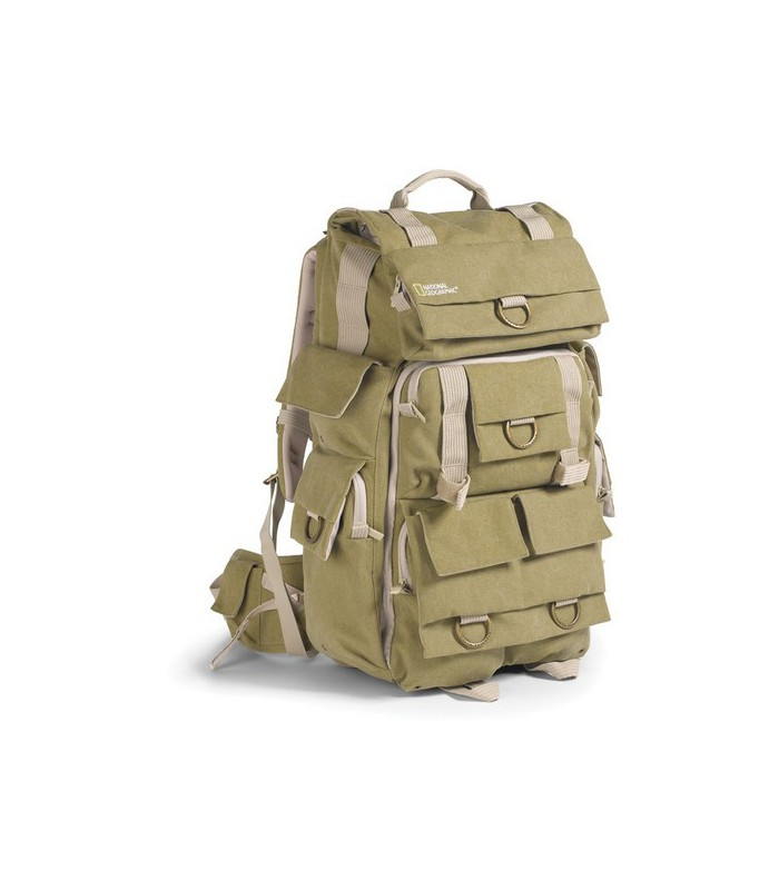 National Geographic Earth Explorer NG 5738 Large Laptop Backpack