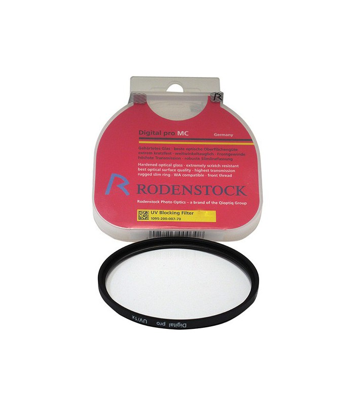 Rodenstock UV Blocking Digital pro MC Slim Filter 58mm