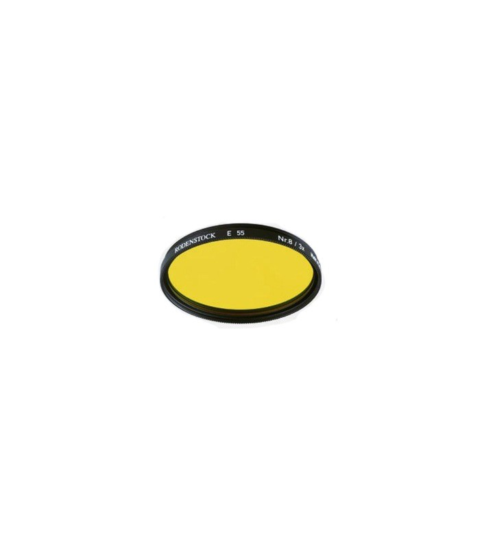 Rodenstock Yellow Medium 8 Filter 72mm