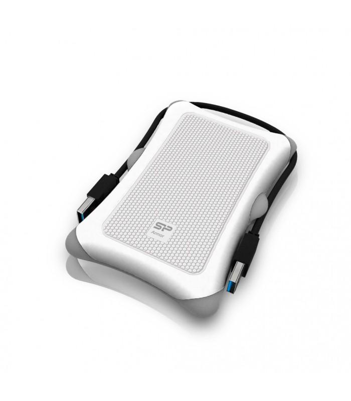 """Silicon Power 2.5"""" Portable Hard Drive Armor A30 USB3.0 1TB"""