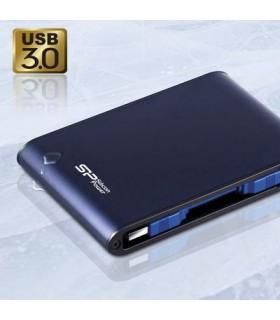 "Silicon Power 2.5"" Portable Hard Drive Armor A80 USB3.0 500GB"