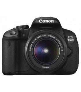 Canon EOS 650D + 18-55
