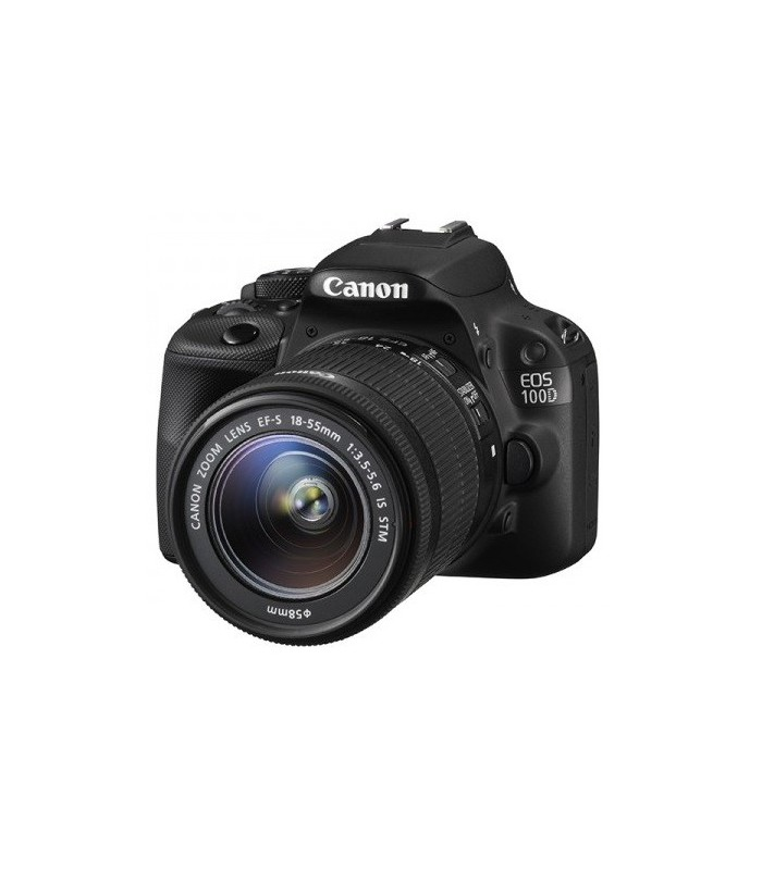 Canon EOS 100D + 18-55 STM IS
