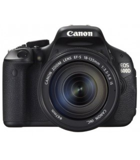 Canon EOS 600D + 18-135 IS
