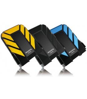 ADATA DashDrive™ Durable HD710 Waterproof/Shock-Resistant USB 3.0 External Hard Drive 1TB