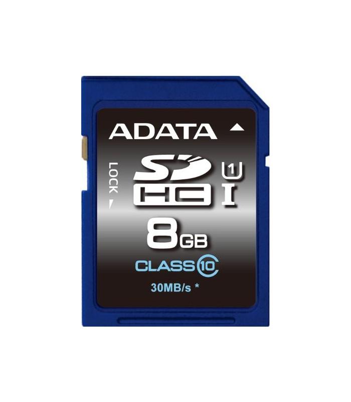 ADATA 8GB Premier SDHC UHS-I Class 10