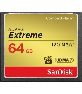 Sandisk 64GB Extreme Compact Flash - SDCFXSB-064G