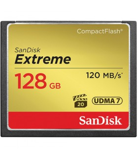Sandisk 128GB Extreme Compact Flash - SDCFXSB-128G