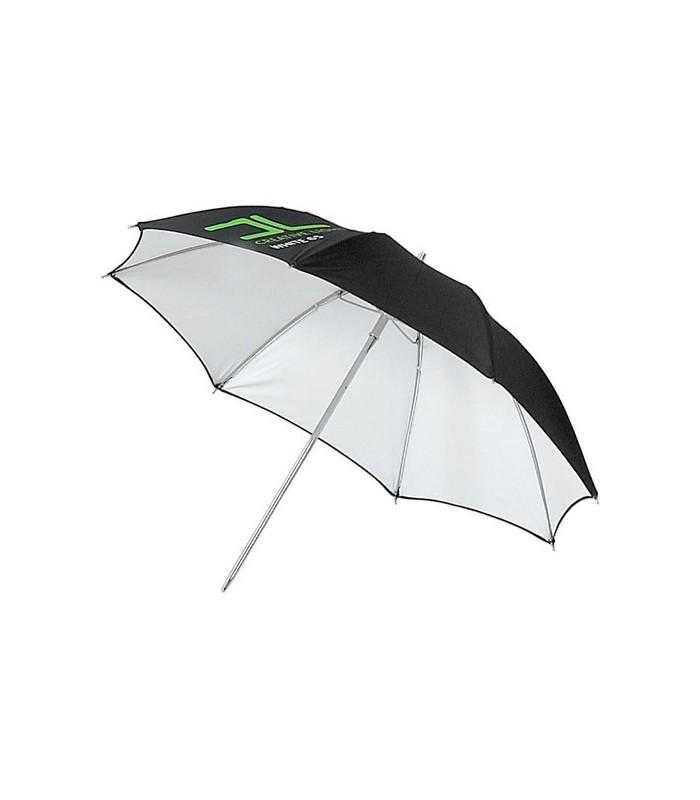 "Creative Light 25"" White Umbrella 100864"