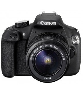 Canon EOS 1200D + 18-55