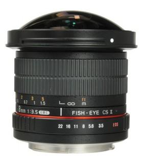Samyang 8mm f/3.5 HD Fisheye for Canon