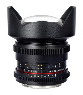 Samyang 14mm T3.1 Cine Lens for Nikon F-Mount