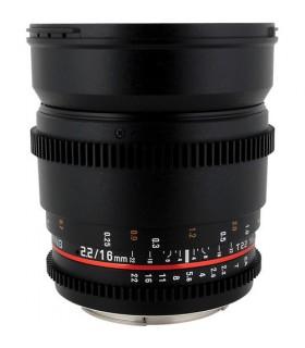 Samyang 16mm T2.2 Cine - Nikon Mount