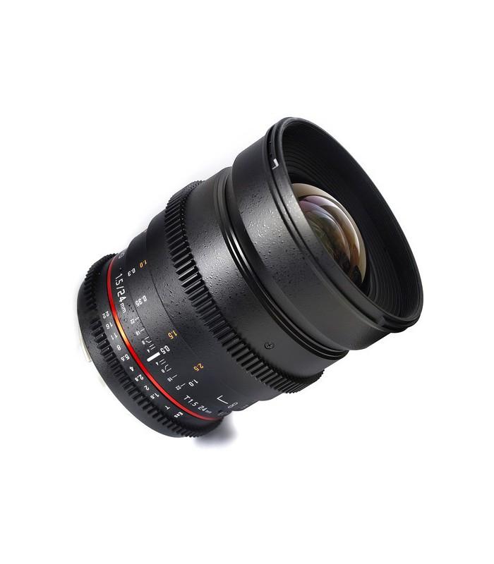 Samyang 24mm T1.5 Cine - Canon Mount