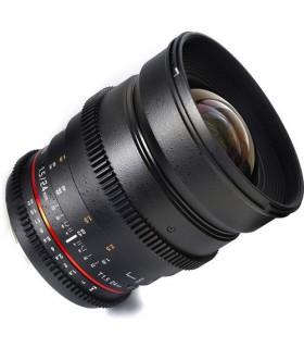 Samyang 24mm T1.5 Cine - Nikon Mount