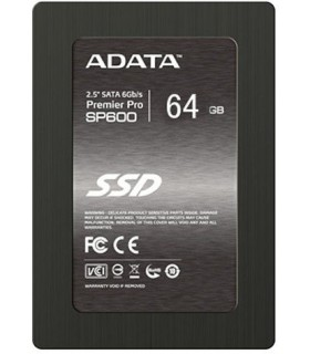 ADATA Premier Pro SP600 Solid State Drive 64GB