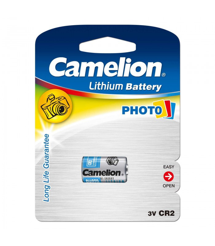Camelion Litium Battery CR2-BP1