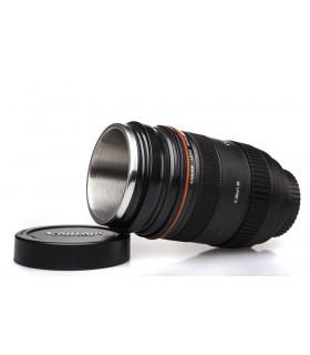 Caniam Mug EF 24-70mm f2.8L USM with Plastic Lens Cap